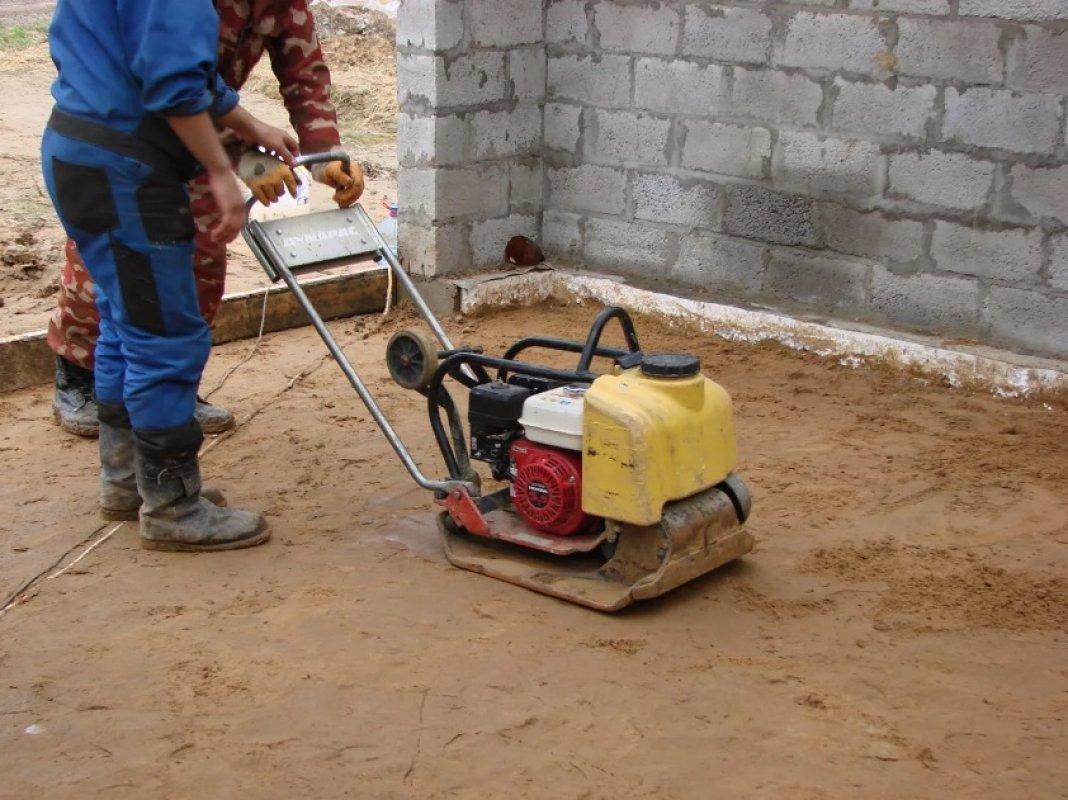 трамбовка для бетона